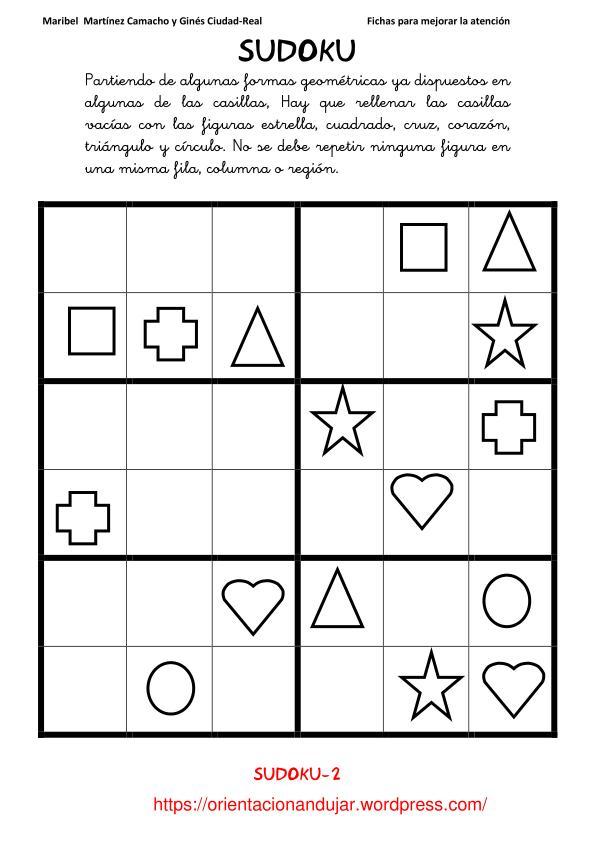 Sudoku ms de 350 imgenes para jugar e imprimir  3G Mvil