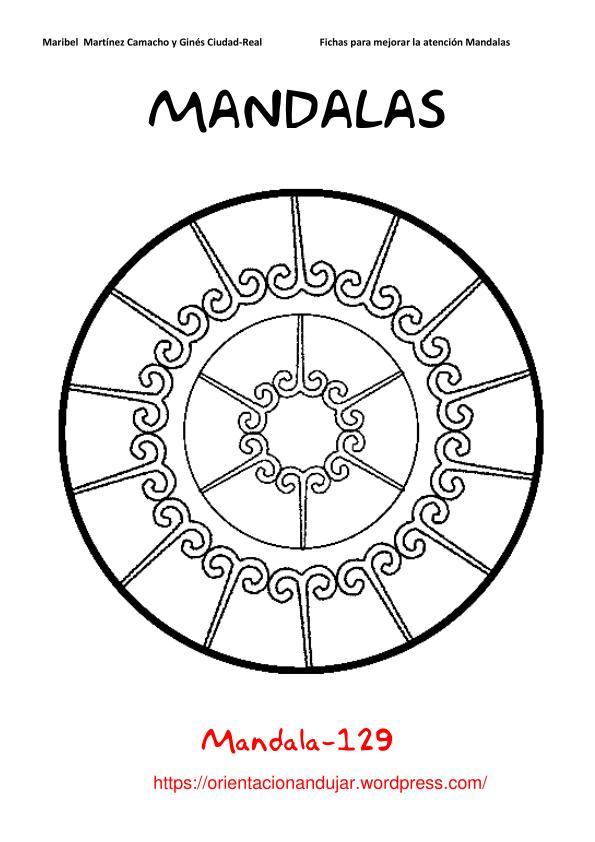 Fichas Atenci 243 N Nuevas Mandalas Orientacion Andujar