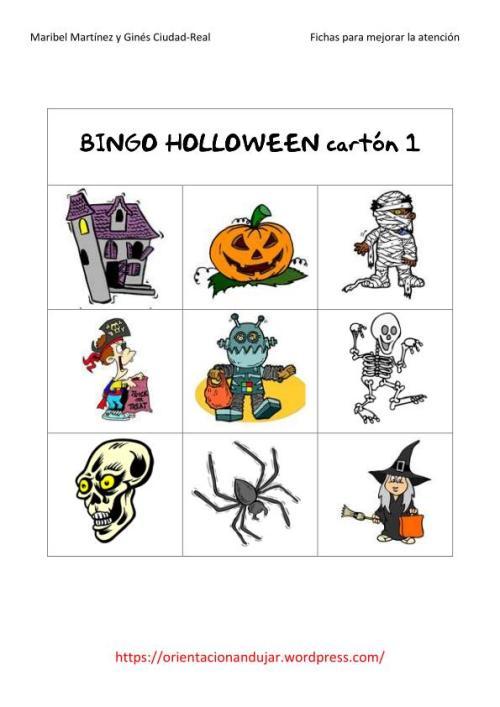 juguemos al bingo con orientacion andujar halloween-1