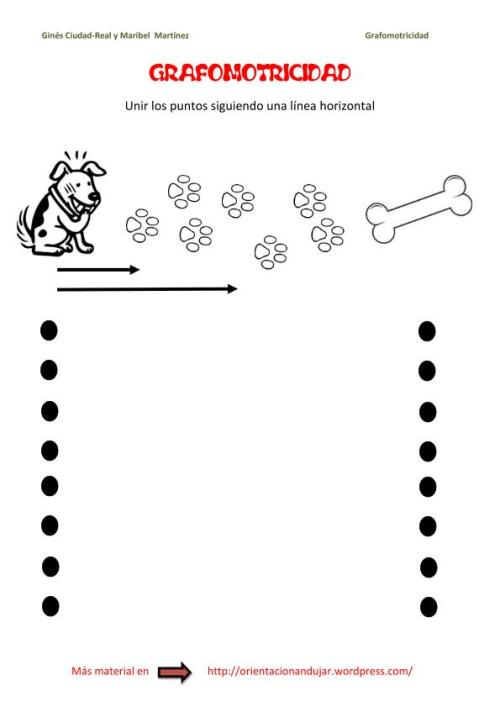 orientacion andujar grafomotricidad horizontal 1