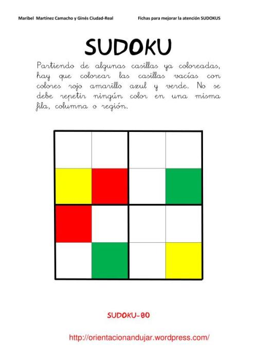 sudoku 80
