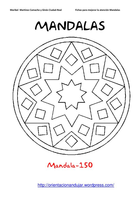 Image Result For Free Halloween Mandala