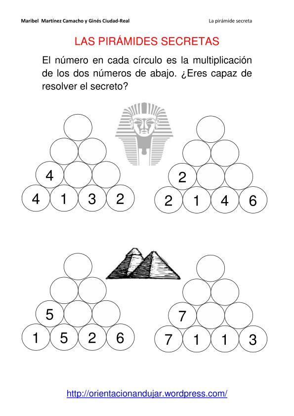 ES RACÓ DES PT - EL RINCÓN DEL PT: Multiplicacions per avorrir !!