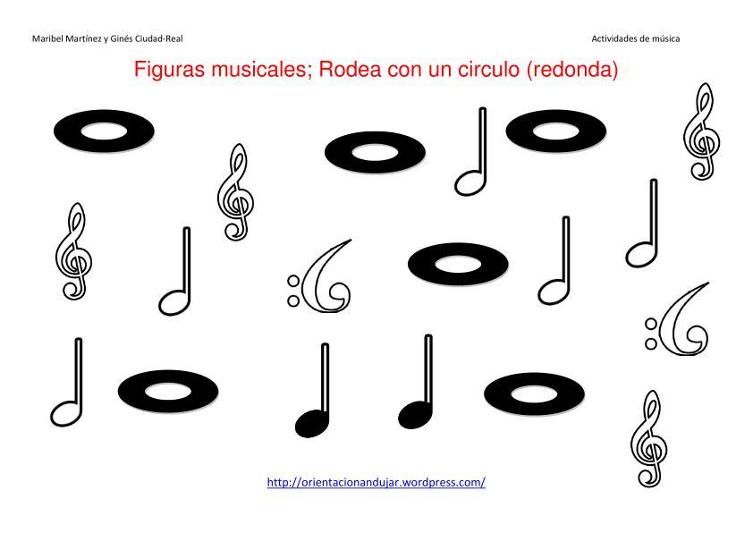 ejemplo de las actividades figuras musicales 1