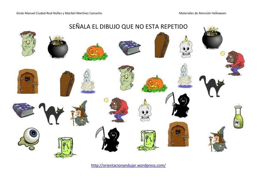Feliz Halloween; Recopilatorio actividades y enlaces -Orientacion ...