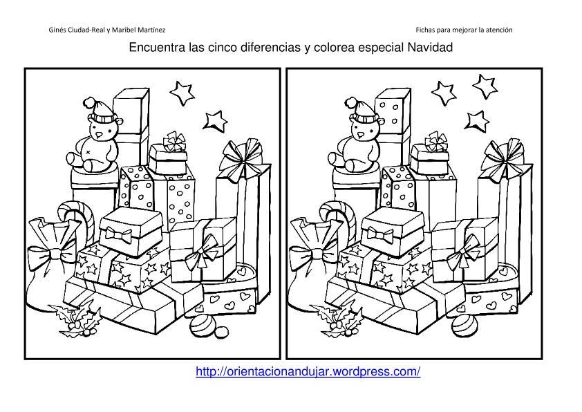 Parroquia La Inmaculada Recursos Navidad 3 Fichas Para Ninos