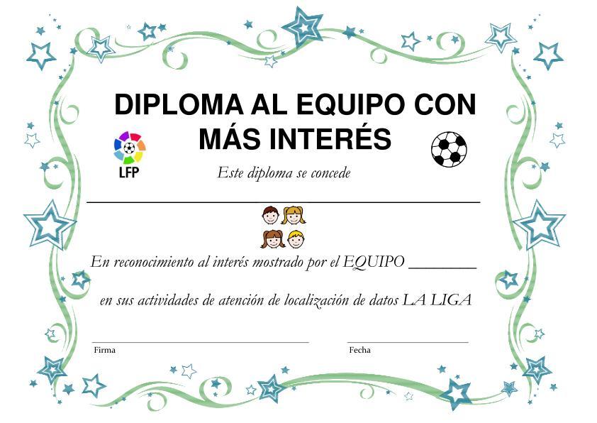 Marcos para diplomas de futbol - Imagui