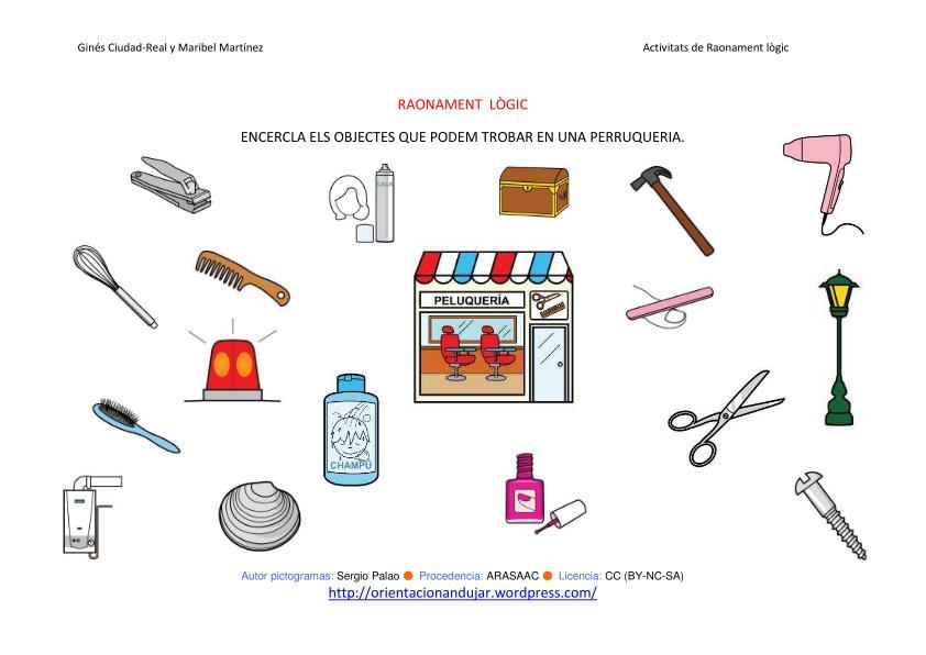 Nuevos materiales en catal n y euskera categorizaci n for Lista de materiales de cocina