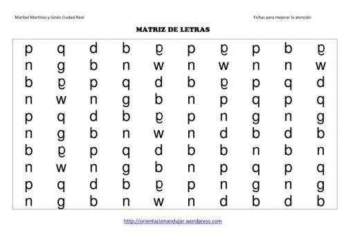 Materiales Especialmente Indicados Para Alumnos Con Dislexia Y