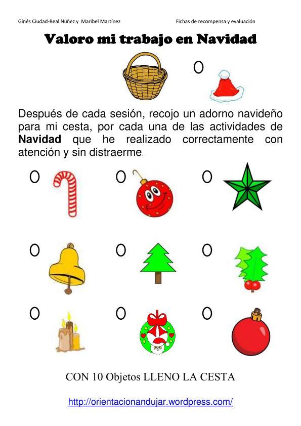 Dorable Color De Navidad Por Hojas De Trabajo Numéricas Viñeta ...