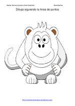 dibuja animales siguiendo la linea de puntos_09