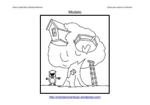 Encuentra las diferencias en dibujos infantiles y colorea ...
