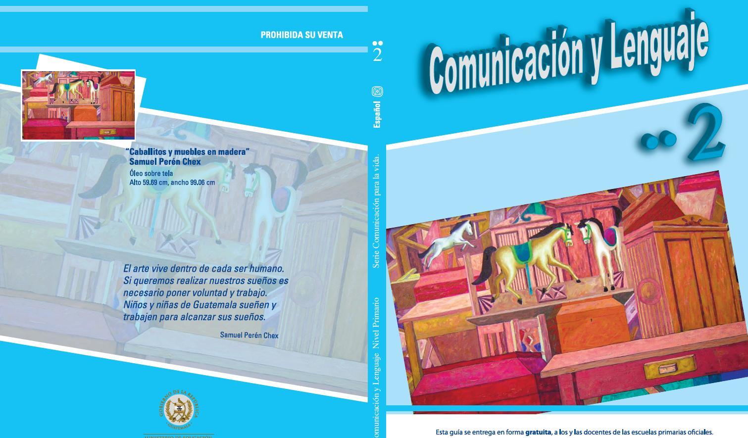Cuadernos de Lengua segundo grado segundo de primaria - Orientación ...